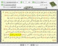 Holy Quran Viewer / Search Utility